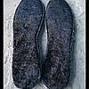 Меховые стельки  Натуральный Мутон-Войлок поразмерные