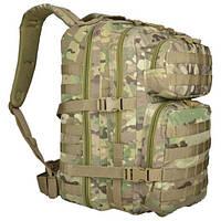 Штурмовой (тактический) рюкзак ASSAULT S Mil-Tec by Sturm Multicam 36 л. (14002249), фото 1