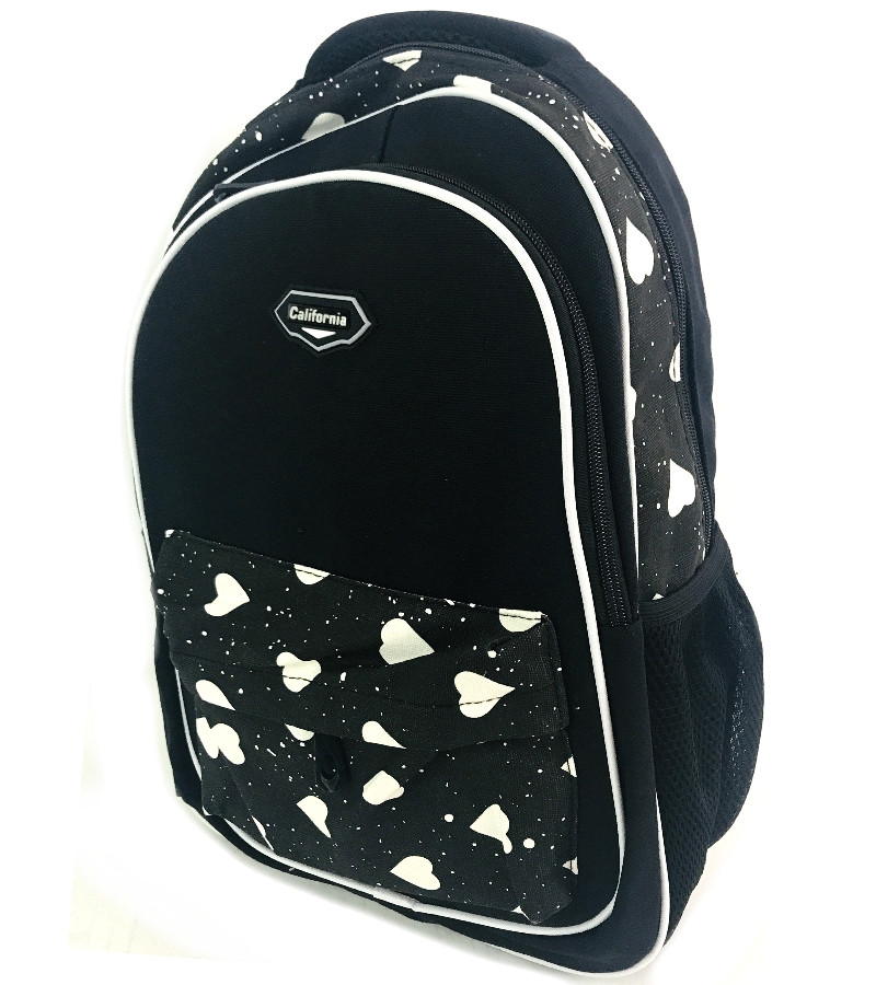 """Качественный  подростковый школьный рюкзак """"California M 980527"""""""