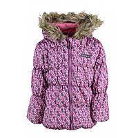 Дутая демисезонная куртка Pidilidi Puffy 122 см 1010-03 Фиолетовый hubGtTJ76084, КОД: 1143104