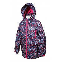 Демисезонная термо куртка Pidilidi для девочек 98 см 973-01 Разноцветный hubTZbK92280, КОД: 1143181
