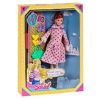 Кукла 7751 В с аксес, в коробке