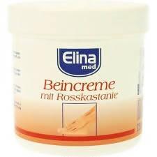 Крем для ніг з кінським каштаном Elina 250 ml, фото 2
