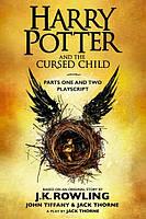 Harry Potter and the Cursed Child. Гарри Поттер на английском. Джоан Роулинг 353556, КОД: 921407