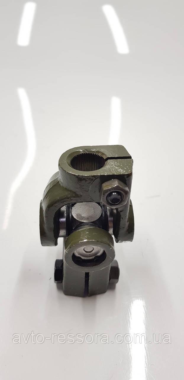Шарнир рулевого вала (карданчик) Эталон, I-VAN, ТАТА (613 EI, 613 EII 613 EIII) пр-во Индия