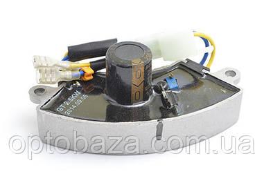 Автоматический регулятор напряжения AVR (дуга) для генераторов 2 кВт - 3 кВт
