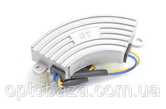 Автоматический регулятор напряжения AVR (дуга) для генераторов 2 кВт - 3 кВт, фото 2