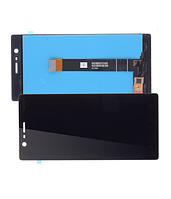 Дисплей модуль Nokia 3 Dual Sim в зборі з тачскріном, чорний