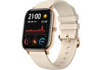 Смарт часы Xiaomi Amazfit GTS Gold Global Version