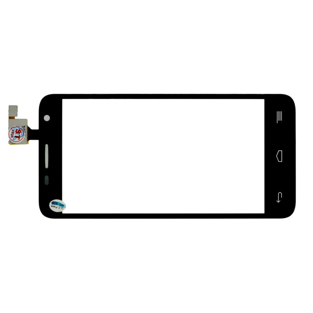 Сенсорний екран для смартфону Alcatel One Touch 6012 Idol Mini Sate, тачскрін чорний
