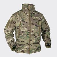 Куртка Helikon Gunfighter Softshell Camogrom KU-GUN-FM-14