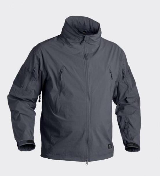Куртка летняя Helikon-Tex Trooper Softshell Black KU-TRP-NL-01