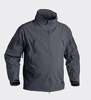 Куртка летняя Helikon-Tex Trooper Softshell Black KU-TRP-NL-01, фото 1