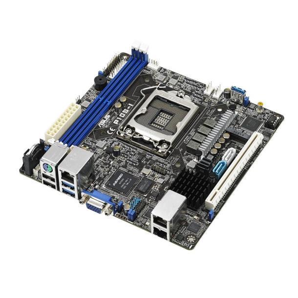 Материнская плата ASUS P10S-I s1151 3xLan 2xDIMM DDR4
