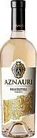 Вино белое сухое  Ркацители  Aznauri  0,75 л Грузия