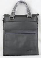 Мужская сумка-барсетка из натуральной кожи