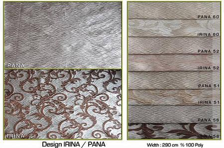 Ткань для штор Pana & Irina