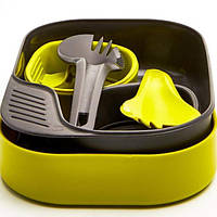 Набор посуды Wildo® CAMP-A-BOX® DUO Light - Lime / Dark Grey A (6629)