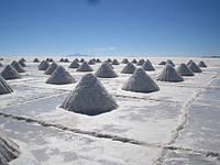 Соль солончака Уюни, 100 гр