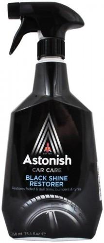 Засіб для відновлення чорного кольору шин Astonish Black Shine Restore 750 мл.