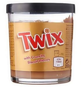 Шоколадна паста Twix With Crunchy Biscuit Pieces 200 г