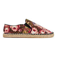 Эспадрильи JustFab Womens Melinie Floral 36.5 Розовый FT1510067FL-36.5, КОД: 1213067