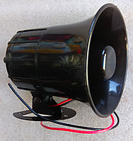 Сирена (колокол) для сигнализации Elephant CA-90630 6-tone 30w