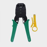 Обжимные клещи для опрессовки штекера на кабель hubhVNF54272, КОД: 366584