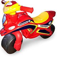 Мотобайк Фламинго Полиция 0139-56 Красный 2-0139-48177, КОД: 317501