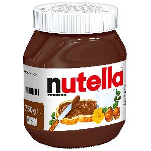 Шоколадно - горіхова паста Nutella 750 г.