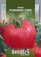 Насіння індетермінантний Томат Рожевий Гігант 3 грами SeedEra