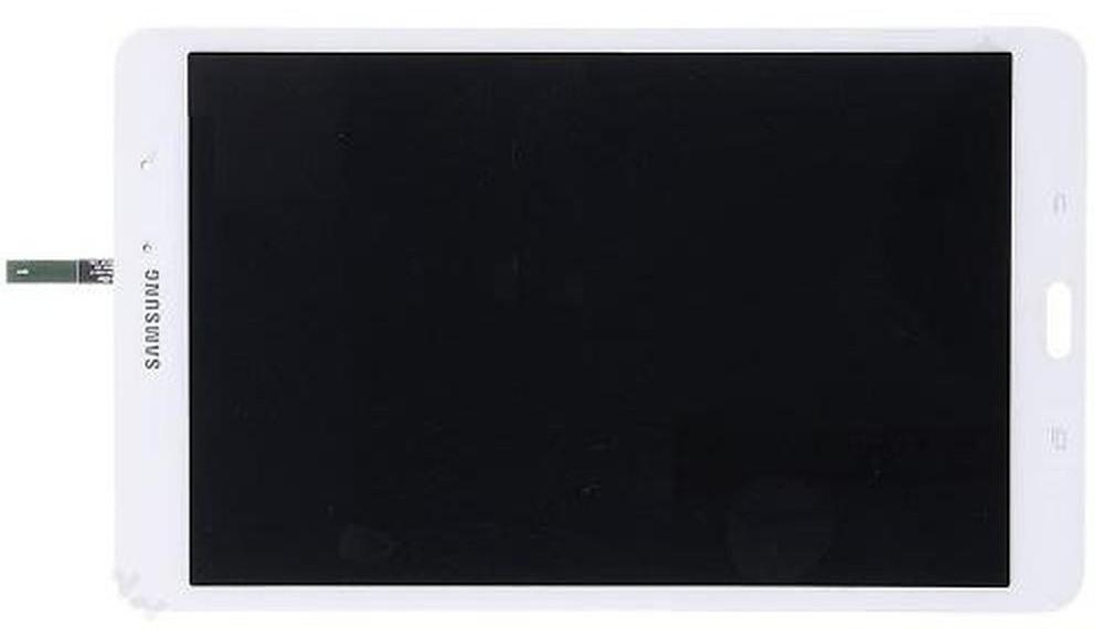 Дисплейний модуль Samsung T321 Galaxy Tab Pro 8.4 3G, T325 Galaxy Tab Pro 8.4 LTE, (версія 3G) тачскрін білий