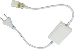 Кабель питания с вилкой Biom LD-XS-P02 для светодиодных лент 5730-120 IP65 5 шт А00787, КОД: 1339302