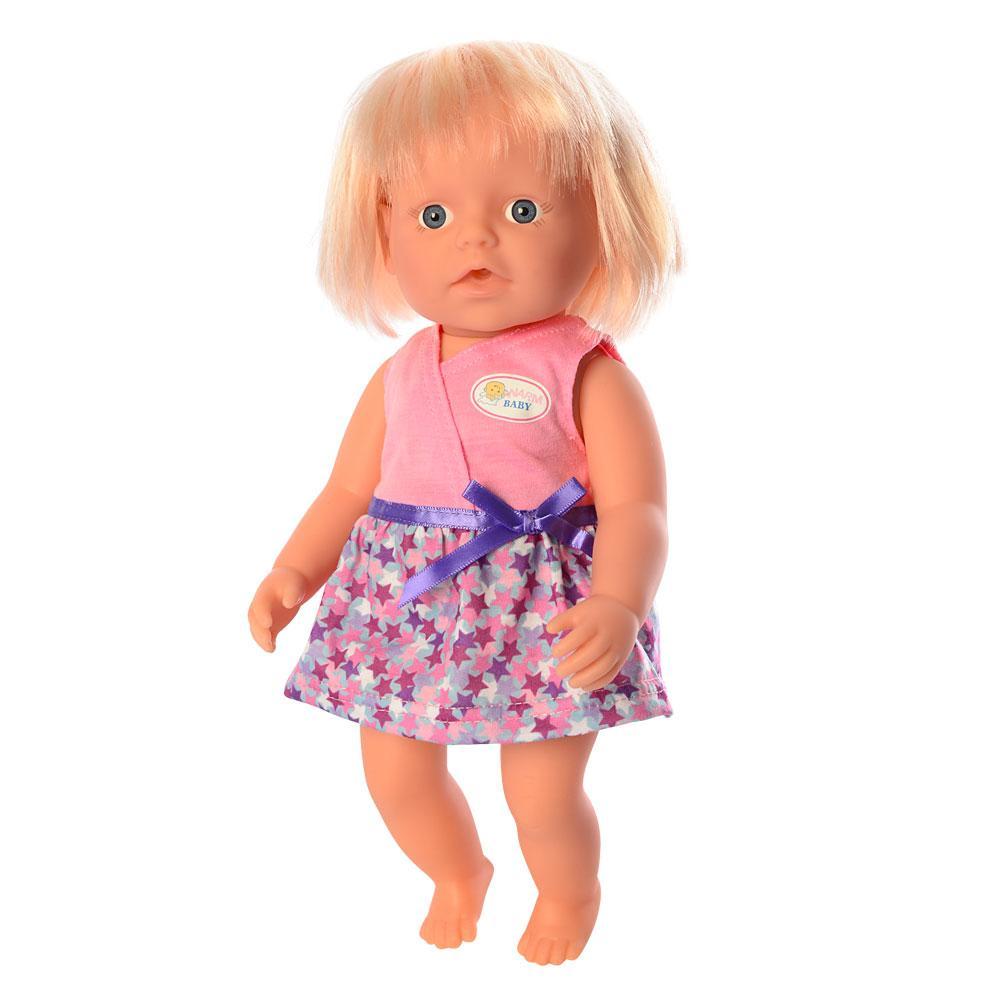 Кукла-пупс Малышка Limo Toy WZJ020A-5-6 интерактивная многофункциональная
