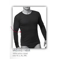 Термобельё футболка с длинным рукавом мужская Key MVD 012, M