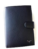 Мужское кожаное портмоне Balisa ВА 4-14 black Кошелек balisa оптом, портмоне balisa оптом, фото 1