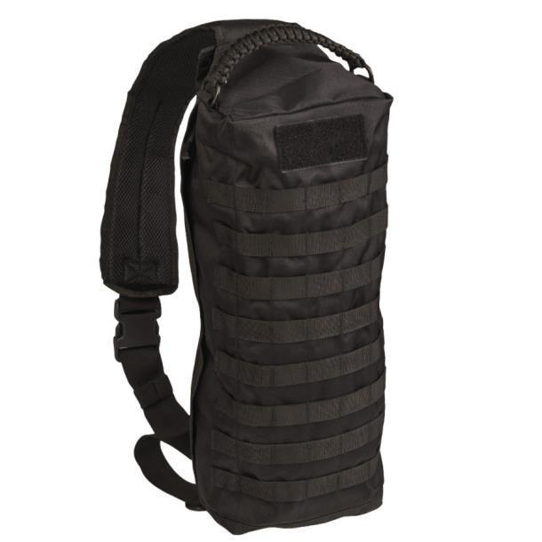 Однолямочный Рюкзак Bag Tanker Чёрный Mil-Тec  (13726302)