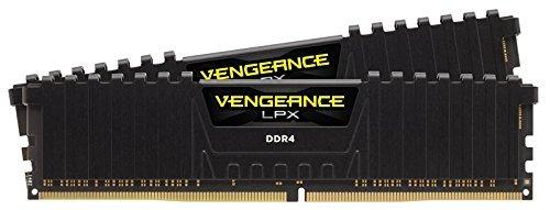Оперативная память Corsair 32 GB (2x16GB) DDR4 3000 MHz Vengeance LPX (CMK32GX4M2B3000C15)