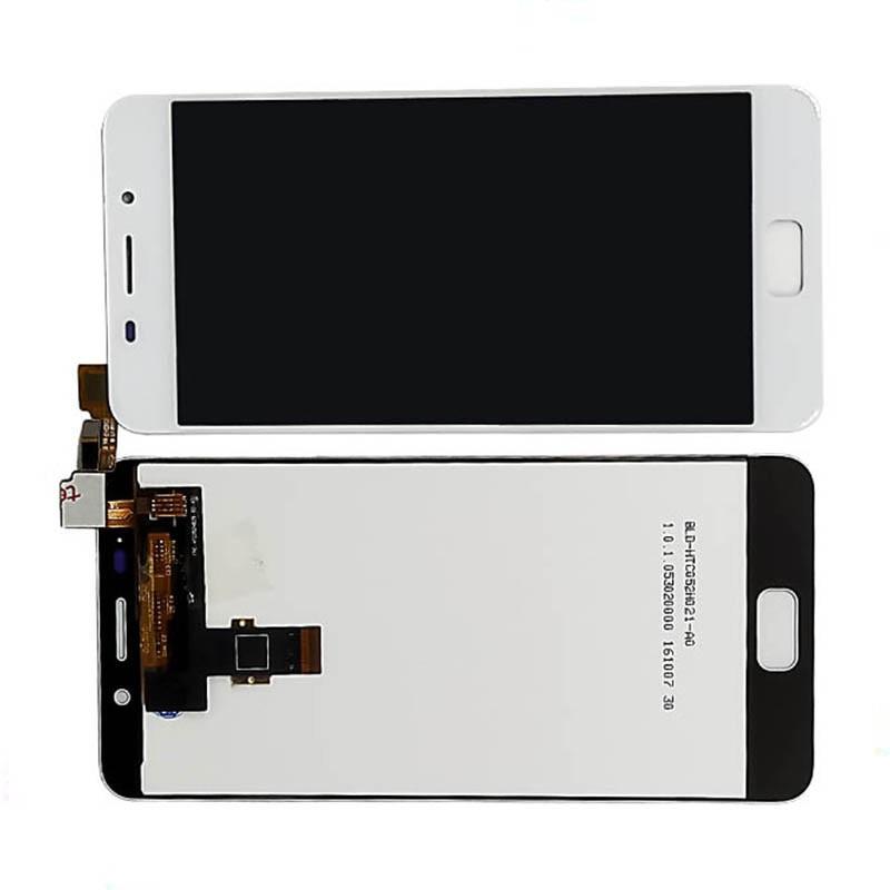 Дисплей модуль Asus ZC521TL Zenfone 3s Max в зборі з тачскріном білий