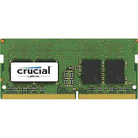 Оперативная память для ноутбука Crucial 8 GB SO-DIMM DDR4 2400 MHz (CT8G4SFS824A), фото 1