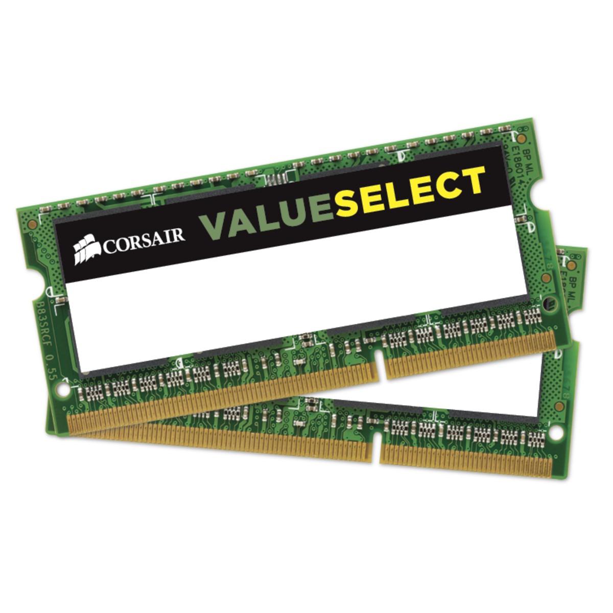 Оперативная память Corsair ValueSelect 16GB (2x8GB) DDR3L SODIMM (CMSO16GX3M2C1600C11)