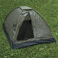 Палатка двухместная Mil-Tec Iglu Super olive (14208001)