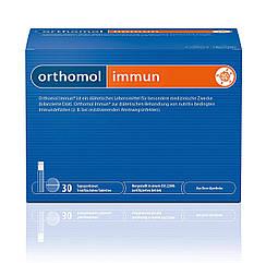Витамины Orthomol Immun восстановление иммунитета 30 питьевых бутылочек imun3, КОД: 1261773