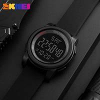 Оригинальные спортивные мужские часы Skmei 1257 Champion Черные , Зелёные , хаки , тактические
