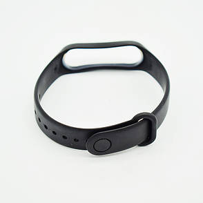Браслет для часов Xiaomi MI Band 3/4  Black, фото 2
