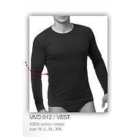 Термобельё футболка с длинным рукавом мужская Key MVD 012, XL