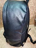 Рюкзак искусств кожа высококачественный рюкзак городской стильный спортивный спорт только оптом, фото 4
