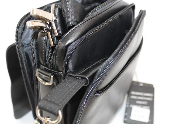 Удобная сумка-планшет мужская Polo B353-1