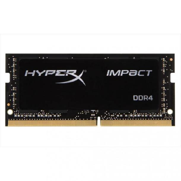 Память Kingston 16 GB SO-DIMM 2666 MHz DDR4 HyperX Impact (HX426S15IB2/16)