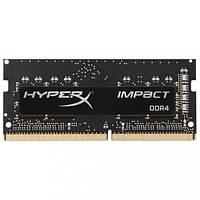 Память Kingston 8 GB DDR4 SO-DIMM 2666 MHz HyperX Impact (HX426S15IB2/8), фото 1